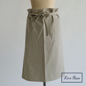 Cafe Apron Canvas