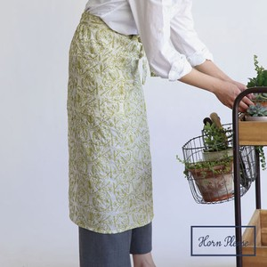 Skirt Apron Embroidery