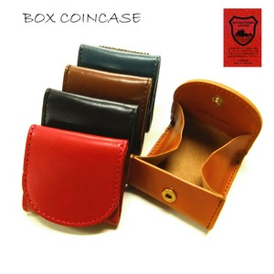 Tochigi Leather Box Coin Case