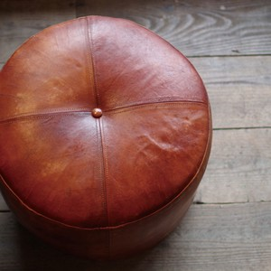 CY LEATHER STOOL【スツール】