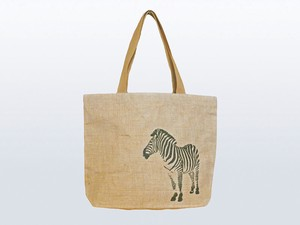 Bag Animal Print Zebra