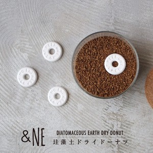 Diatomaceous Earth Dry Donut