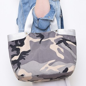 Popular Tape Handle Camouflage Tote