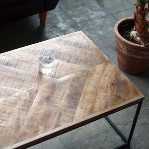 HERRINGBONE TABLE:L【テーブル】