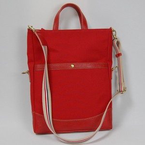 Canvas 3WAY Red