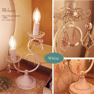 Table Lamp Antiquewhite