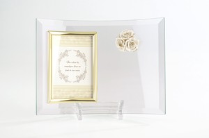 Exclusive Use Flower Glass Frame