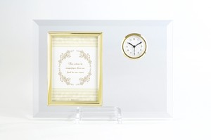 Exclusive Use Clock/Watch Glass Frame