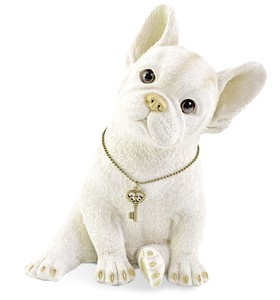 Animal Series Piggy Bank Dog Ornament Piggy Bank