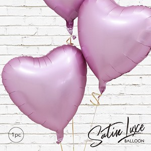 Snap Balloon Flamingo Heart 1Pc