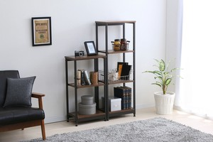 Steel Wood Rack