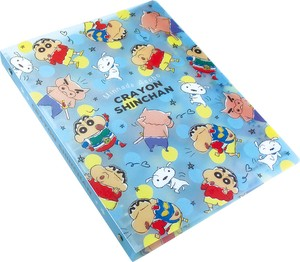 Crayon Shin Chan Loose leaf Notebook Binder Graffiti Dot