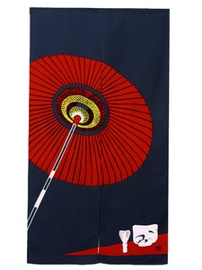 Japanese Noren Curtain Japanese Style Traditional crafts