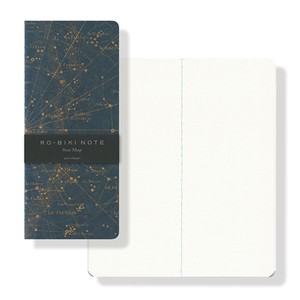 [RO-BIKI NOTE] Star Notebook