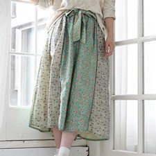 Ply Skirt Flower Combi