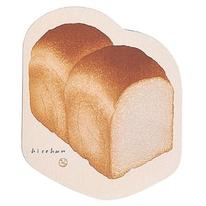 Workshop Die Cut Card Plain Bread