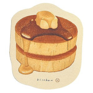 Workshop Die Cut Card Pancake