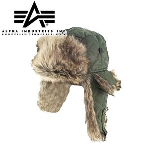 【予約販売】AL_FLIGHT_NYLON_BOA_CAP