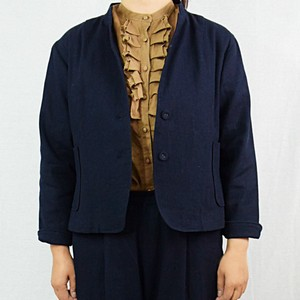 Stand-fall Collar Jacket Prepeller