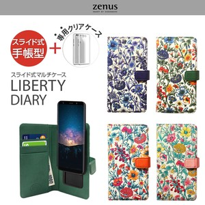 Liberty Diary Ride Notebook Type Case