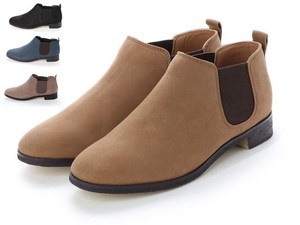 A/W 4 Colors Genuine Leather Shoes