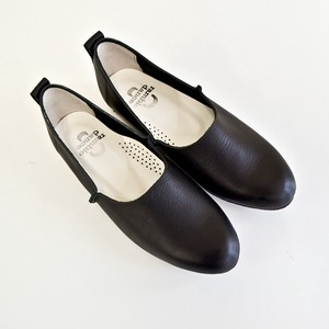 Leather Slippon Shoes