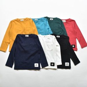 Pocket Long T-shirt