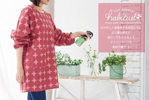 Daily Youth Japanesecook'S Apron Apron Dahlia