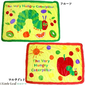 Blanket Hungry Bug, Flower & Plant Book Character Lap Robe Christmas New Year 2018 A/W