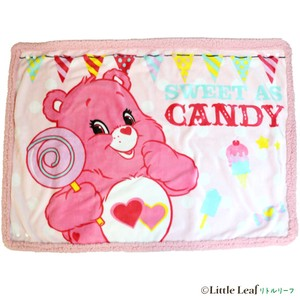 Care Bear Blanket Character Lap Robe Christmas 2018 A/W New Year