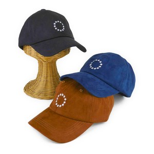 Star Circle Fake Suede Cap Young Hats & Cap