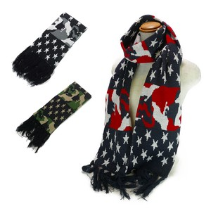 Patchwork Scarf Stole Scarf Snood