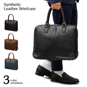 Leather Brief Case Business Bag