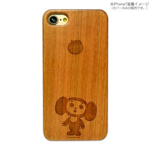 Wooden iPhone Case Cheburashka Apple