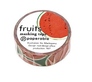 Fruit Washi Tape Watermelon