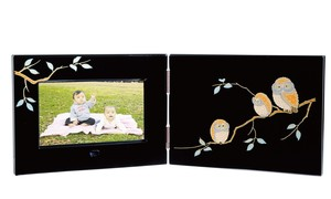 Folding Screen Digital Photo Frame Makie Photo Frame