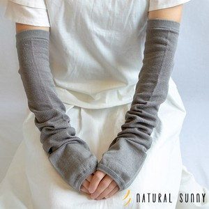 [2019NewItem] Linen Cotton Arm Cover Total Length