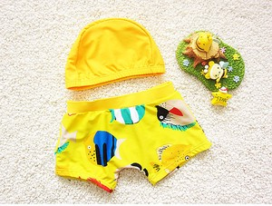 Boy Swimwear Hat Combi