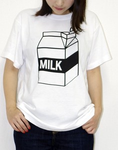 T-shirt Milk Carton