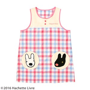Lisa & Gaspard Apron Pink Checkered