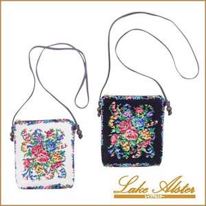LakeAlster Square Pouch Land Bouquet Bag