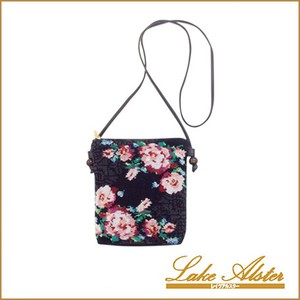 LakeAlster Square Pouch Royal Rose Bag
