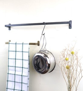 Iron Towel Hanger 4 Pcs