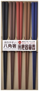 Colorful octagonal Chopstick