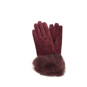 Big Rabbit fur Glove