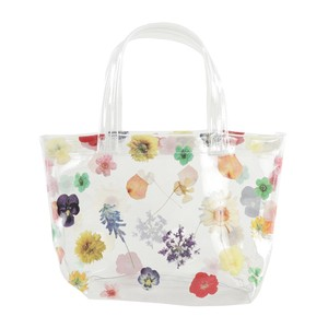Pressed Flowers Vinyl Lunch Bag