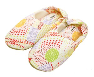 Soft Pipe Slipper Babouche Shoes Yellow