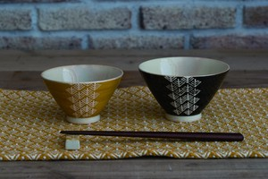 HASAMI Ware Japanese Rice Bowl