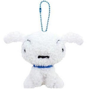 Soft Toy Mascot White 2018 A/W
