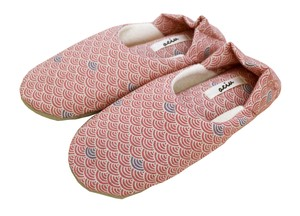 Soft Pipe Slipper Babouche Shoes Chopsticks Pink